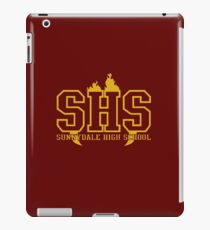 Sunnydale High School iPad Case/Skin