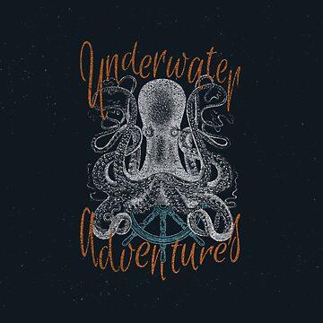 Underwater Adventure by magdam