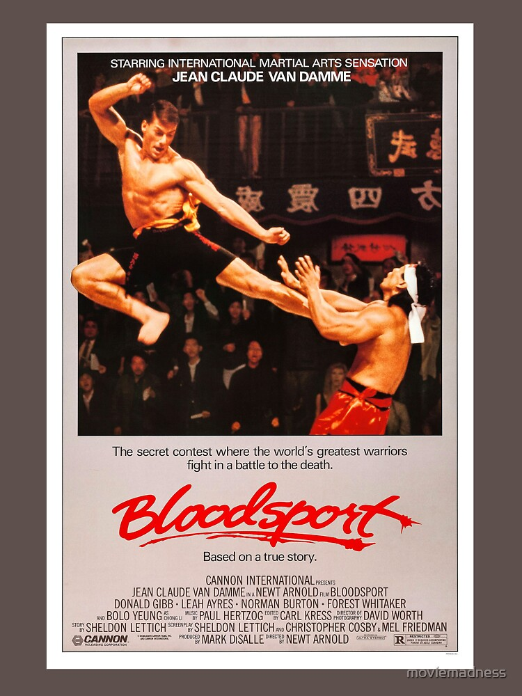 Bloodsport by moviemadness
