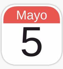 Cinco de Mayo - icon Sticker