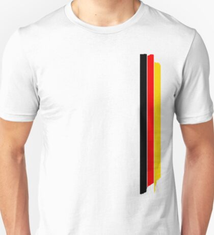 Vettel 5 - Helmet design (Stripe only) T-Shirt