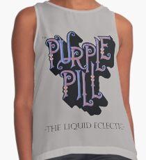 The Purple Pill Contrast Tank