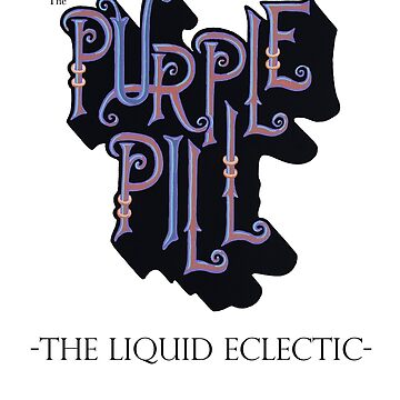 The Purple Pill by LiquidEclectic
