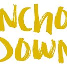 Anchor Down Graphic by LT-Designs