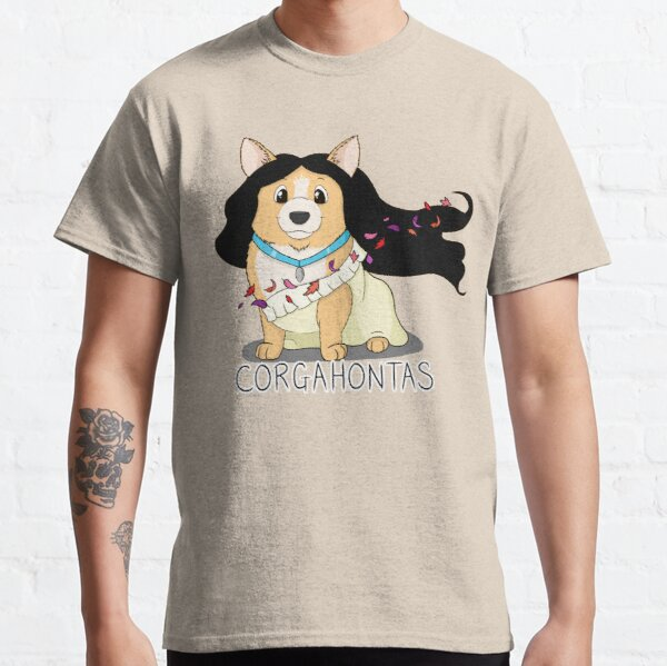Corgahontas Classic T-Shirt