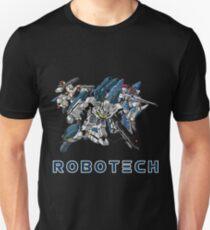 Robotech-Macross VF 1S C VF 25S RT VF 19 LT T-Shirt
