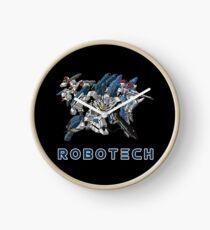 Robotech-Macross VF 1S C VF 25S RT VF 19 LT Clock
