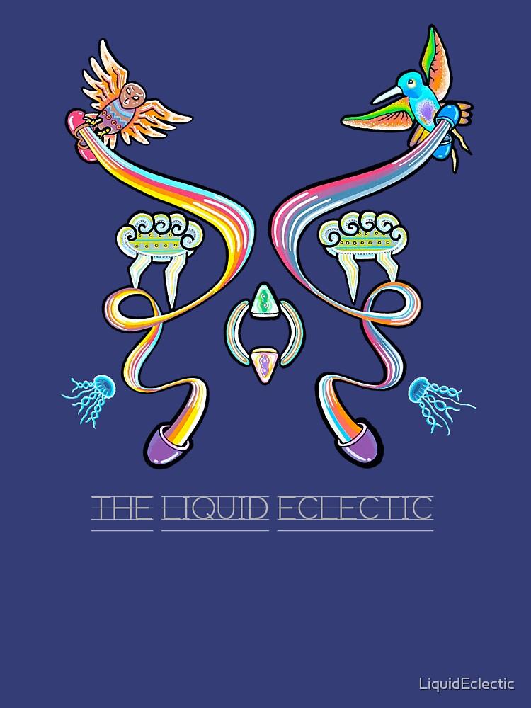 The Liquid Eclectic- album artwork by LiquidEclectic