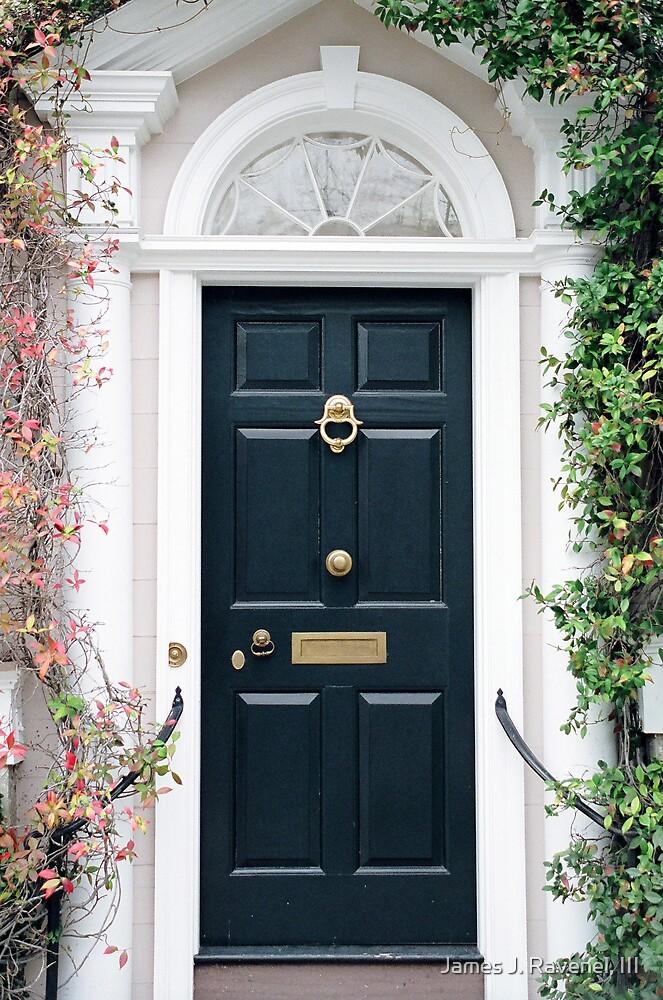 Door-3 by James J. Ravenel, III
