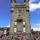 Balmoral Castle - Scotland by Marilyn Harris
