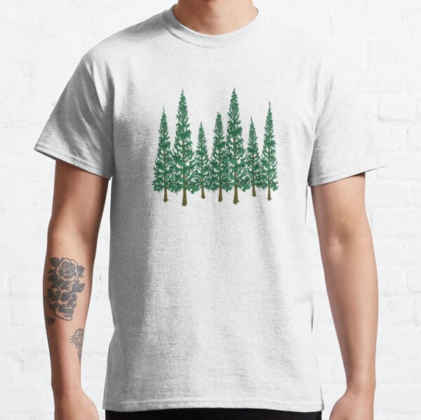 Into the Pines Classic T-Shirt