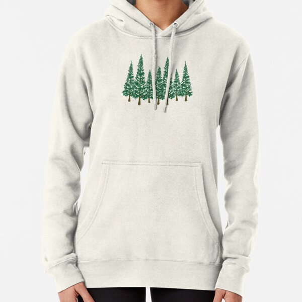 Into the Pines Pullover Hoodie