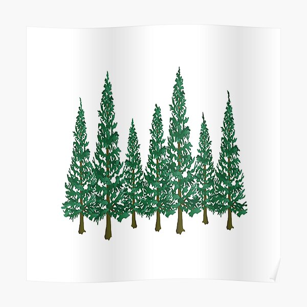 Into the Pines Poster