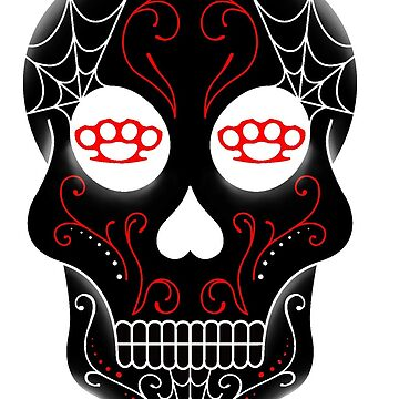 Red Skull  by AuthenticDesign