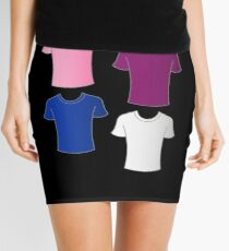Giro d' Italia shirts Mini Skirt