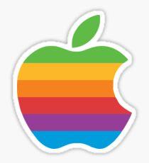 Old Apple Sticker