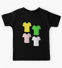 Tour de France shirts Kids Tee