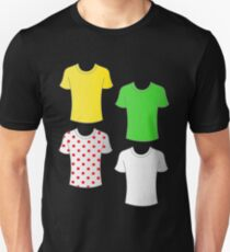 Tour de France shirts Unisex T-Shirt