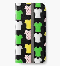 Tour de France shirts iPhone Wallet/Case/Skin