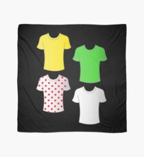 Tour de France shirts Scarf