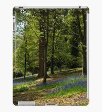 Bluebells Glade iPad Case/Skin