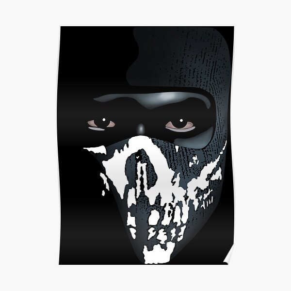 Call Of Duty Ghosts Posters Redbubble