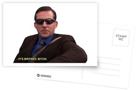 Michael Scott - Es ist Britney Bitch von Chris Jackson