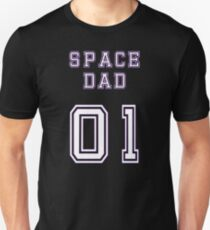 Voltron Shiro SPACE DAD 01 Unisex T-Shirt