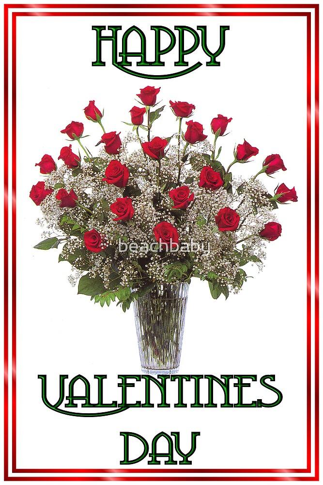 valentines card by beachbaby
