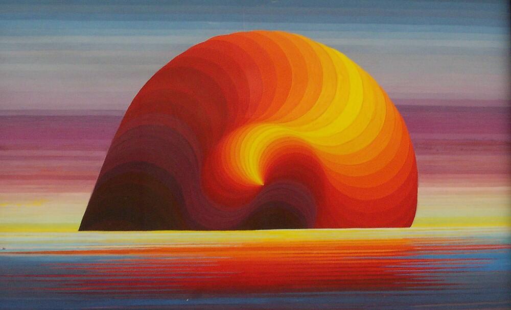 Colours 1 by Linda Mottram