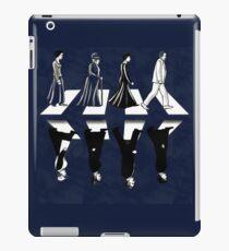 downton abbey road iPad Case/Skin