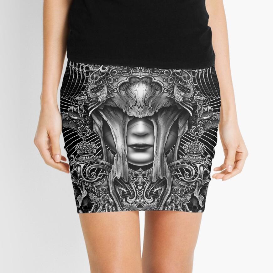 Winya No. 81 Mini Skirt
