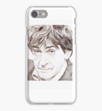 Patrick Troughton iPhone Case/Skin
