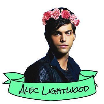 alec flower crown sticker by lunalovebad