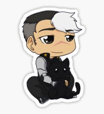 Voltron - Shiro Sticker
