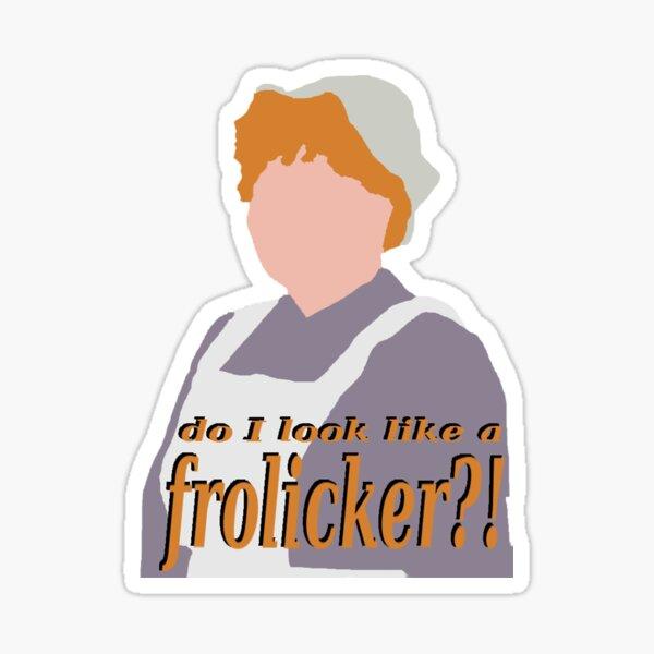 DA: Mrs. Patmore Sticker