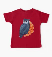 Blossoming owl Kids Clothes
