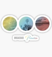Broadside Sticker