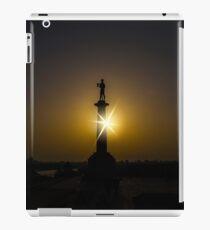 Pobednik monument Belgrade  iPad Case/Skin