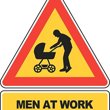 Funny Feminist - Men At Work by wildserenity