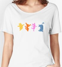 Winnie the Pooh  |  Happy Prints Women's Relaxed Fit T-Shirt