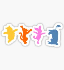 Winnie the Pooh  |  Happy Prints Sticker