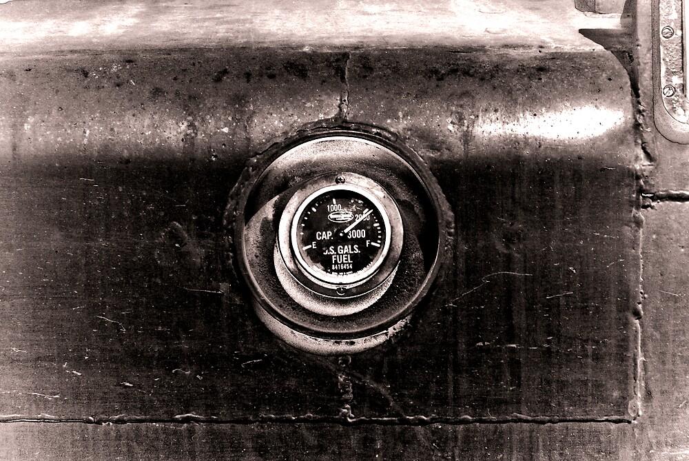 Three-Quarters Of A Tank by Rod  Adams