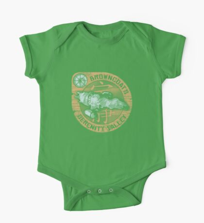 Browncoats Kids Clothes