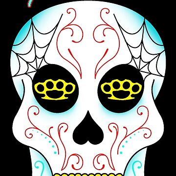 Cali Skull by AuthenticDesign