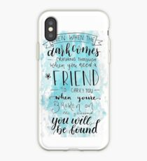 You Will Be Found- DEH iPhone Case