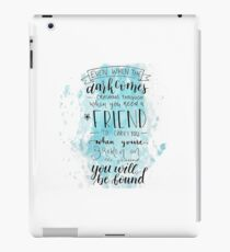 You Will Be Found- DEH iPad Case/Skin