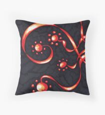 Strength in Darkness Throw Pillow