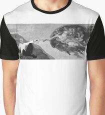 Michelangelo Foucault Graphic T-Shirt