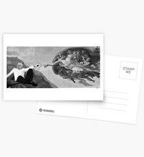 Michelangelo Foucault Postcards